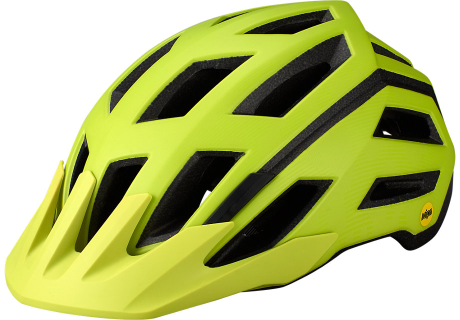 Prilba SPECIALIZED Tactic III Hyper Green/Ion Terrain