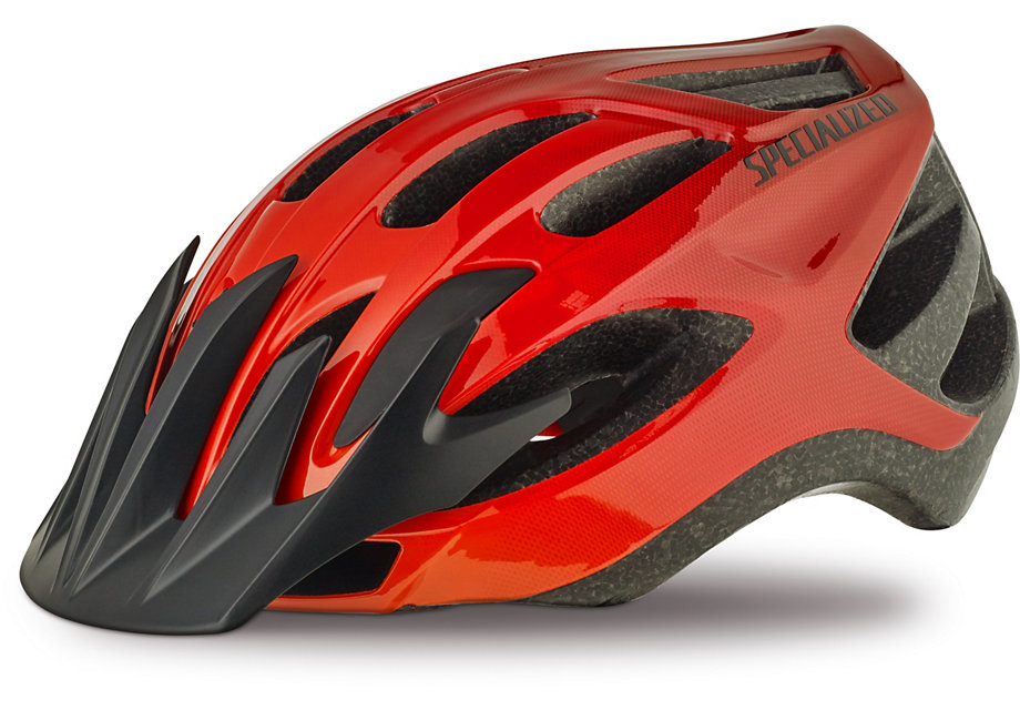 Prilba SPECIALIZED Align Gloss Red Fade