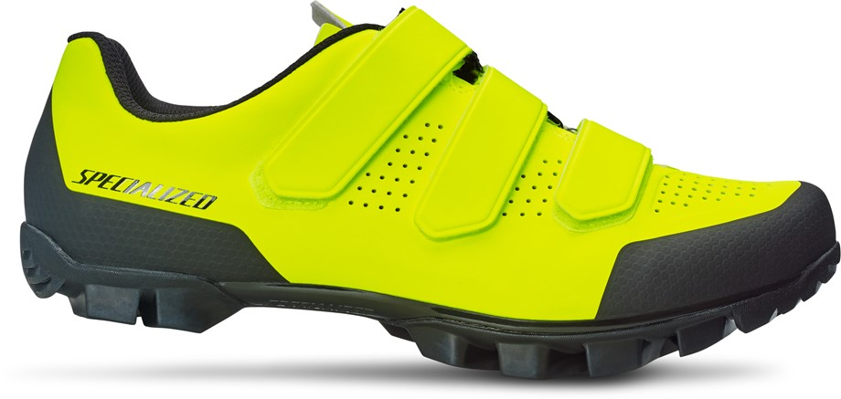 Tretry SPECIALIZED Sport Mountain Bike Shoes Neon Yellow