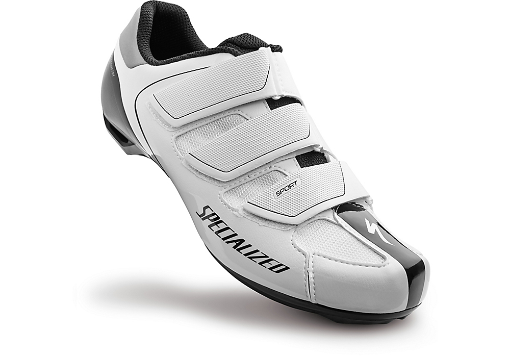 Tretry SPECIALIZED Sport Road White/Black