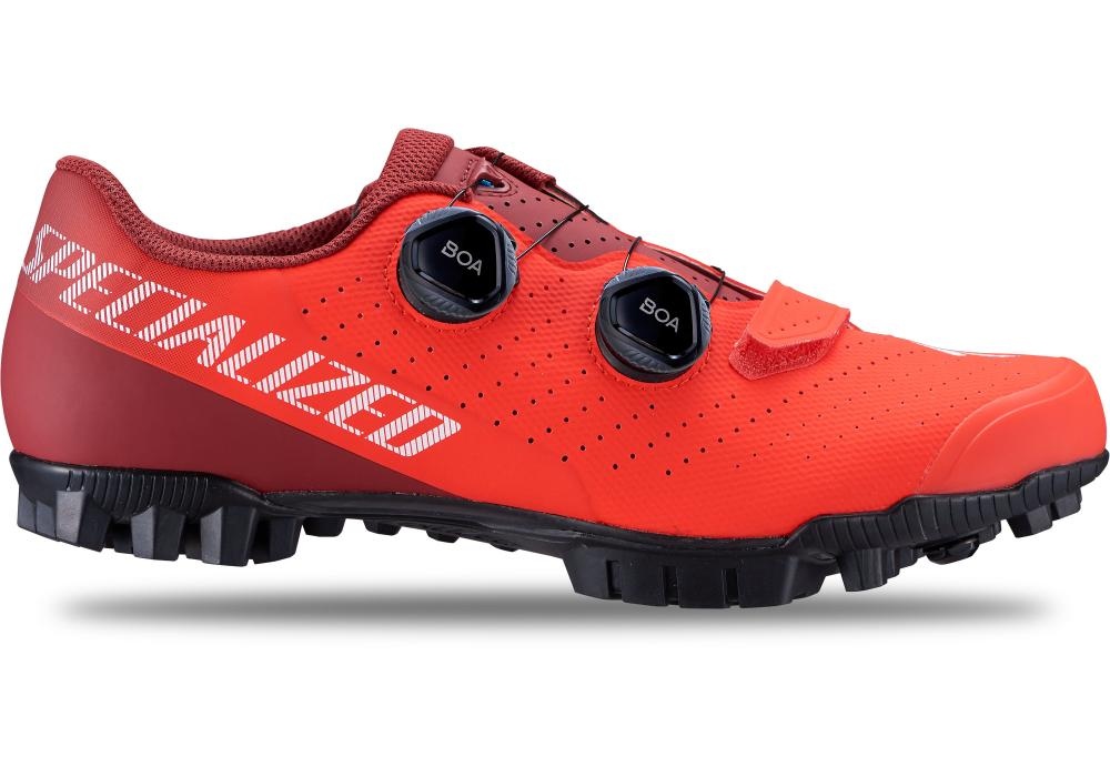 Tretry SPECIALIZED Recon 3.0 Mountain Bike Shoes Rocket Red