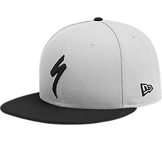 Šiltovka SPECIALIZED New Era 9Fifty Snapback Specialized Hat Light Grey/Black