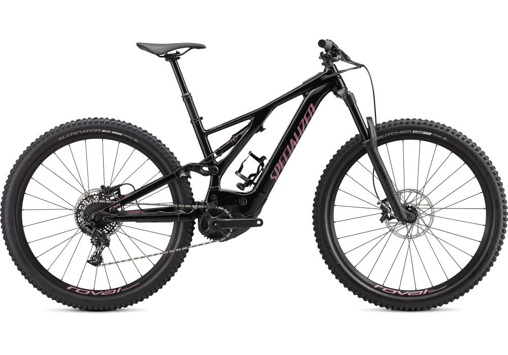 SPECIALIZED Turbo Levo Black / Dusty Lilac