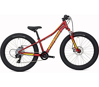 SPECIALIZED Riprock 24 Candy Red/Hyper Green/Black