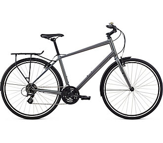 SPECIALIZED Alibi Sport EQ Charcoal / Black Reflective