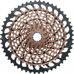 Kazeta SRAM XG-1299 Eagle 12s 10-52z copper