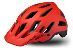 Prilba SPECIALIZED Ambush Comp With ANGi Rocket Red/Black