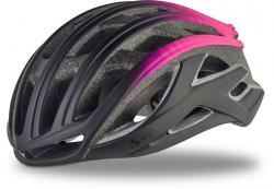 Prilba SPECIALIZED S-Works Prevail II Matte Black/Pink