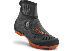 Tretry SPECIALIZED Defroster Trail Black/Neon Orange