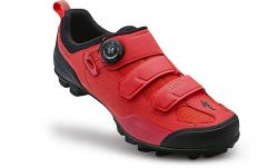 Tretry SPECIALIZED Comp Mountain Bike Shoes Rocket Red