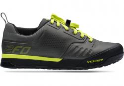 Tretry SPECIALIZED 2FO FLAT 2.0 Charcoal/Ion