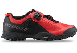 Tretry SPECIALIZED Rime 2.0 Mountain Bike Shoes Red