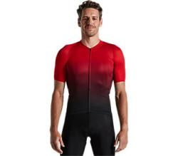 Dres SPECIALIZED Men's SL Air Short Sleeve Jersey - Sagan Collection: Deconstructivism Red