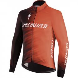 Zimná bunda SPECIALIZED Element SL Team Expert Jacket Rocket Red/Black Faze