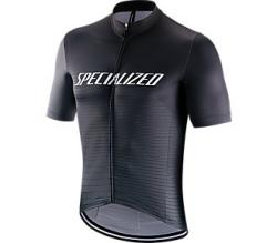 Dres SPECIALIZED RBX Comp Logo Team SS Jersey Black/Charcoal