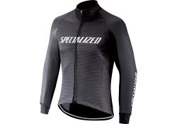Bunda SPECIALIZED Element RBX Comp Logo Team Jacket Black/Charcoal