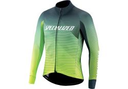 Bunda SPECIALIZED Element RBX Comp Logo Team Jacket Forest Green/Hyper Green