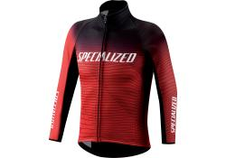Bunda SPECIALIZED Element RBX Comp Logo Team Youth Jacket Black/True Red