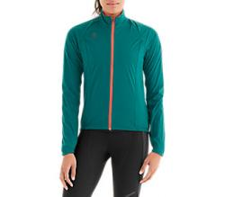 Bunda SPECIALIZED Women's Deflect™ Wind Jacket Black Teal