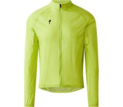 Bunda SPECIALIZED Deflect Wind Jacket Hyper Green