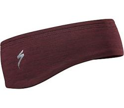 Čelenka SPECIALIZED Shasta Headband Black Ruby Heather