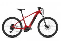 GHOST HybRide HTX Y2.7+ Riot Red / Jet Black