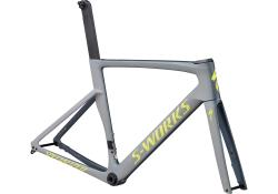 Rám SPECIALIZED S-Works Venge Satin Battleship/Cool Grey/Gloss Team Yellow/Edge Fade/Clean