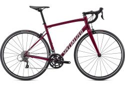 SPECIALIZED Allez Gloss Raspberry/Metallic White Silver