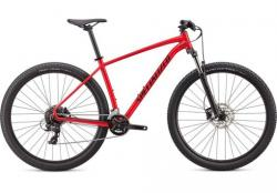 SPECIALIZED Rockhopper Flo Red/Tarmac Black
