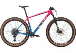 SPECIALIZED Epic Hardtail PRO Carbon Gloss Vivid Pink/Pro Blue/Metallic White Silver