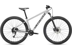 SPECIALIZED Rockhopper COMP 29 2X Gloss Metallic White Silver / Satin Black