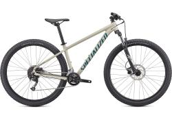 SPECIALIZED Rockhopper Sport 29 Gloss White Mountains / Dusty Turquoise
