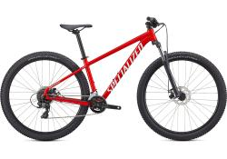 SPECIALIZED Rockhopper 27,5 Gloss Flo Red / White