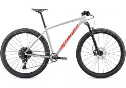 SPECIALIZED Chisel COMP Gloss Dove Grey/Rocket Red/Crimson
