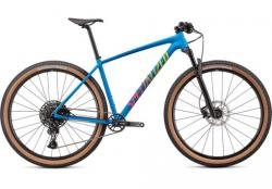 SPECIALIZED Chisel COMP Satin Pro Blue/Vivid Pink/Team Yellow