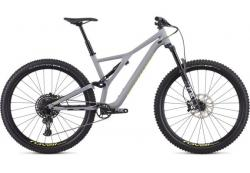 SPECIALIZED Stumpjumper COMP 29 - LT - 12sp Satin Cool Grey / Team Yellow