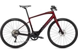 SPECIALIZED Turbo Vado SL 4.0 Crimson Red Tint / Black Reflective