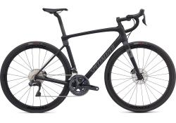 SPECIALIZED Roubaix EXPERT Satin Black/Charcoal - Test bike