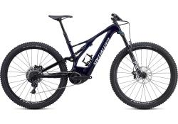 SPECIALIZED Turbo Levo COMP Carbon Blue Tint/White
