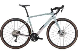 SPECIALIZED Diverge Comp Carbon Gloss Ice Blue/Clay/Cast Umber/Chrome/Wild Ferns