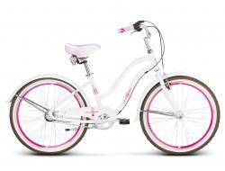 LE GRAND Sanibel JR White / Pink Glossy